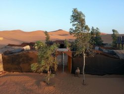 Merzouga hotels with restaurants