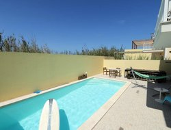 Peniche hotels with sea view