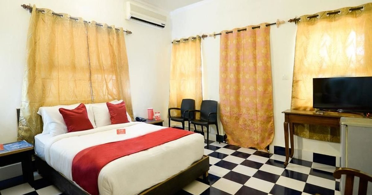 Oyo Rooms Off Baga Beach