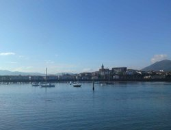 Hendaye hotels with sea view