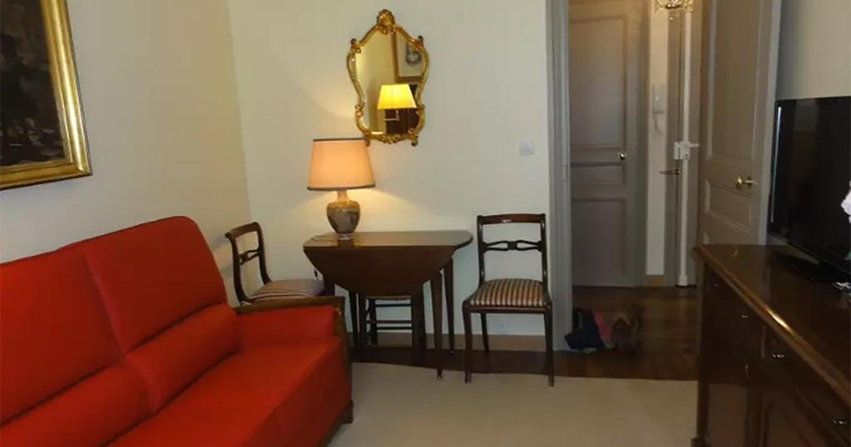 2 rooms - next to the Eiffel tower - Trocadero