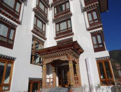 Top-6 hotels in the center of Thimphu
