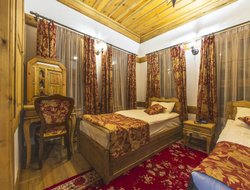 Safranbolu hotels with restaurants