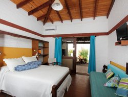 La Paloma hotels with sea view