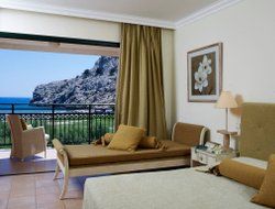 Kolymbia hotels with restaurants