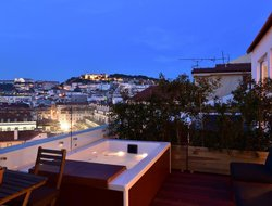 Portugal hotels with panoramic view