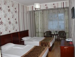 Top-10 hotels in the center of Ulan Bator