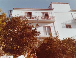 Samos Island hotels with sea view