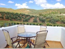 Pets-friendly hotels in Iznajar