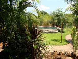 Kasane hotels with swimming pool