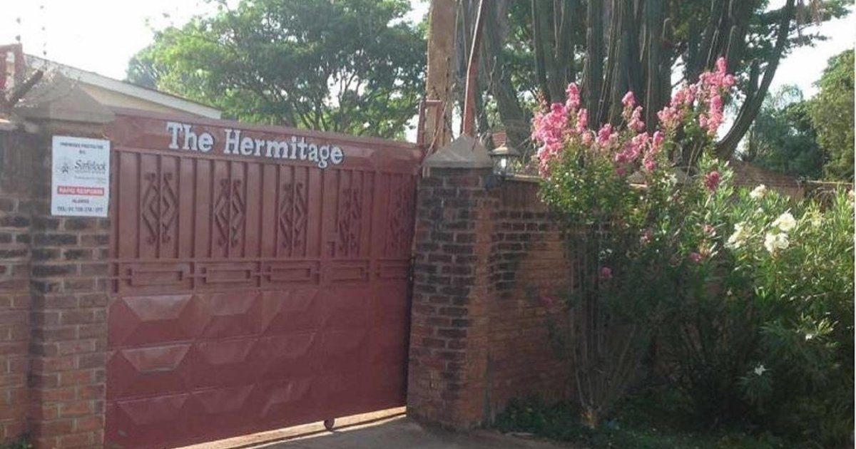 The Hermitage Lodge