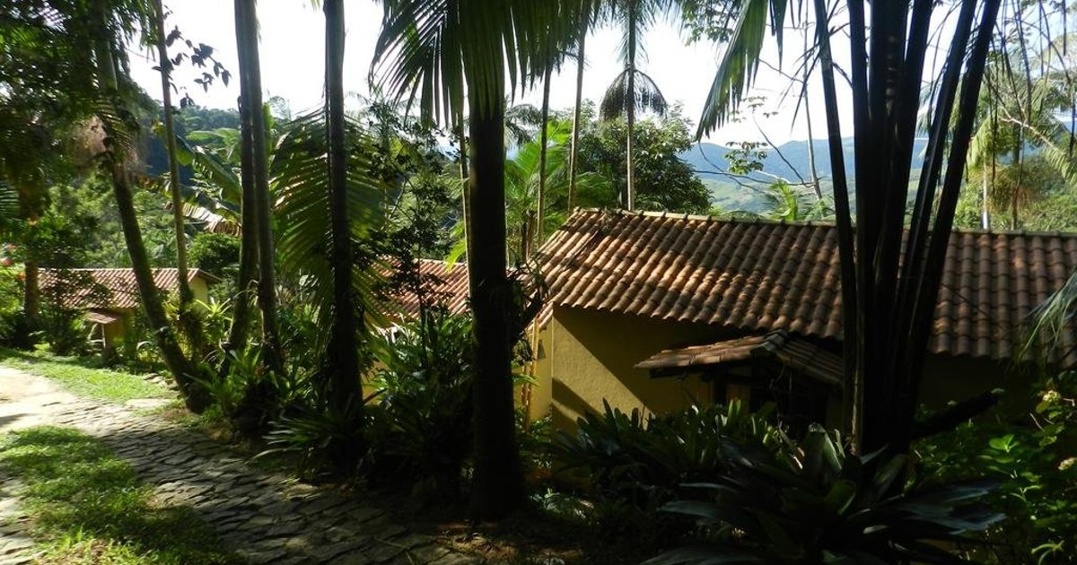 Chales Paraty Real