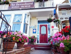 Broadstairs hotels with sea view