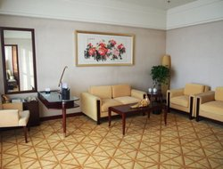 Baoding hotels with restaurants