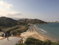 Agios Nikolaos hotels with sea view