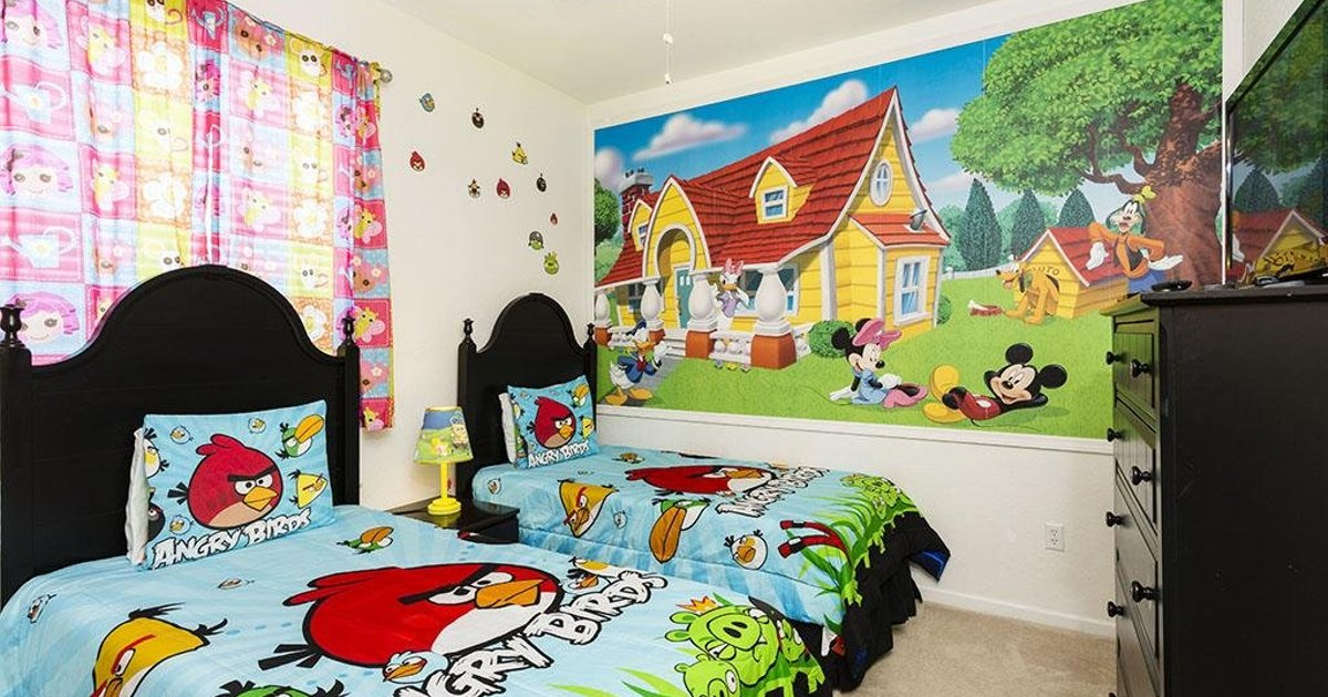Mickey Family Vacation Home