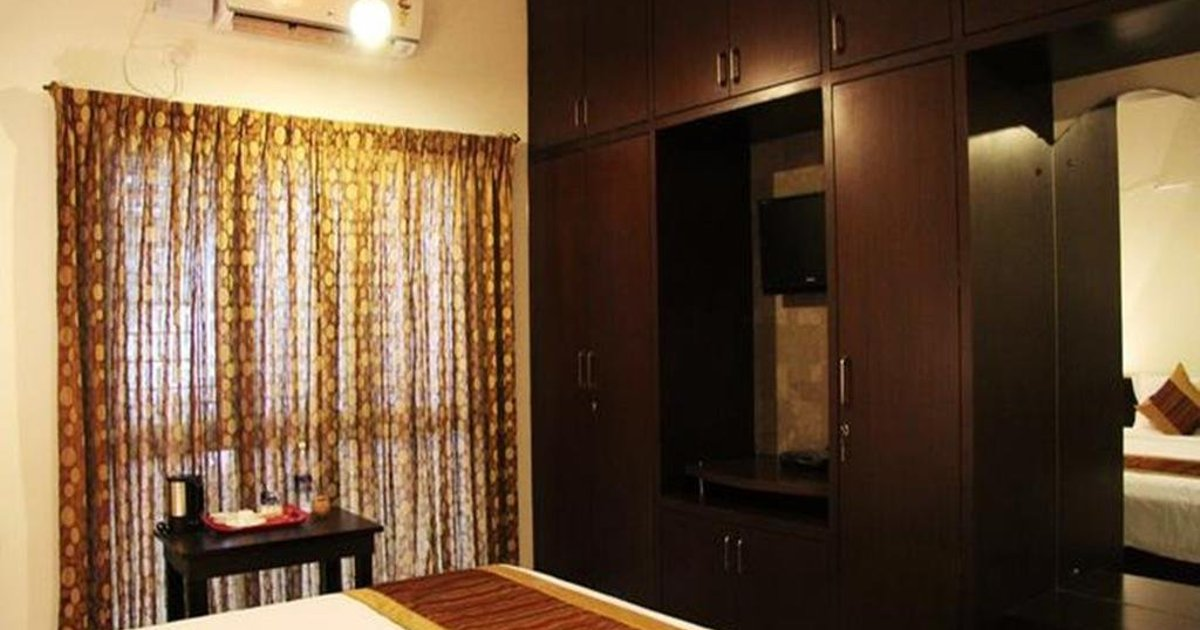 Park Side Homestay Bangalore