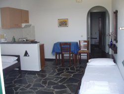 Tinos Town hotels with sea view