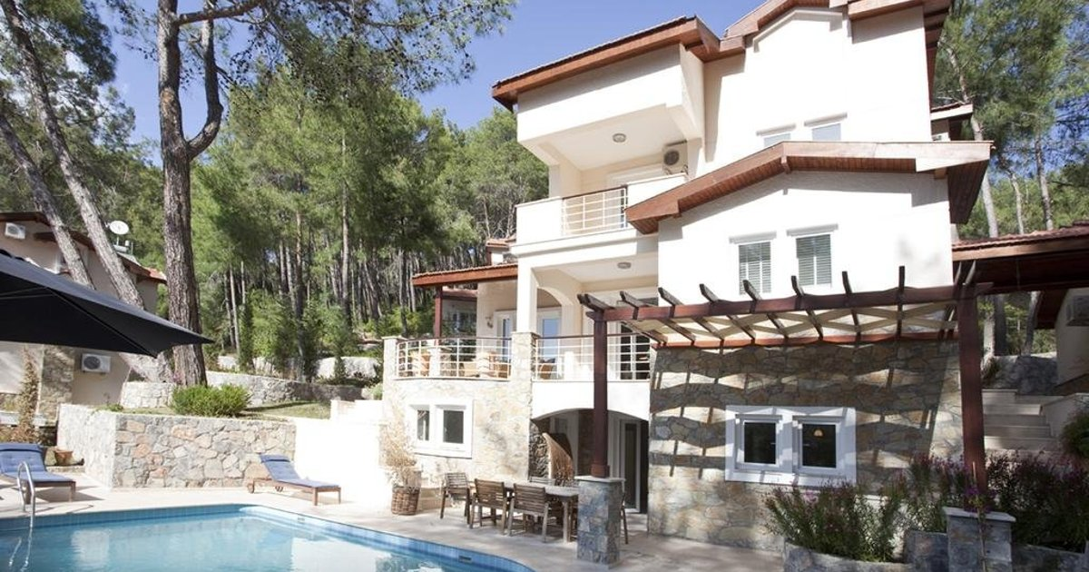 Gocek Vineyard Villas
