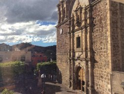Top-9 hotels in the center of Santiago de Tequila