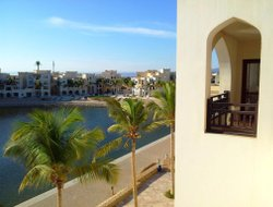 Oman hotels with sea view