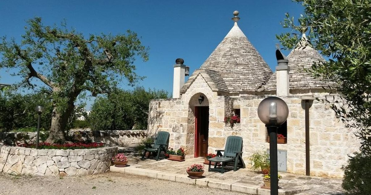 Holiday in Trulli
