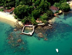 Ilha Grande hotels with restaurants