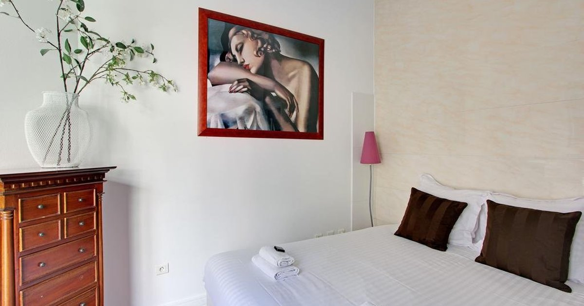 Short Stay Apartment Pompidou