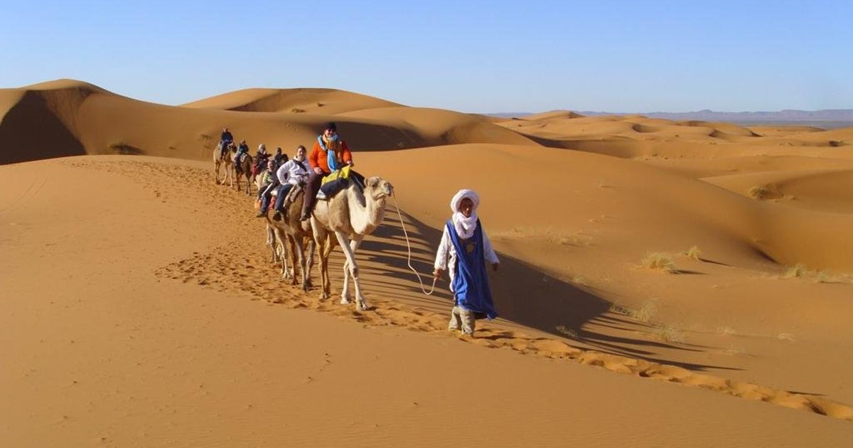 Merzouga Excursion
