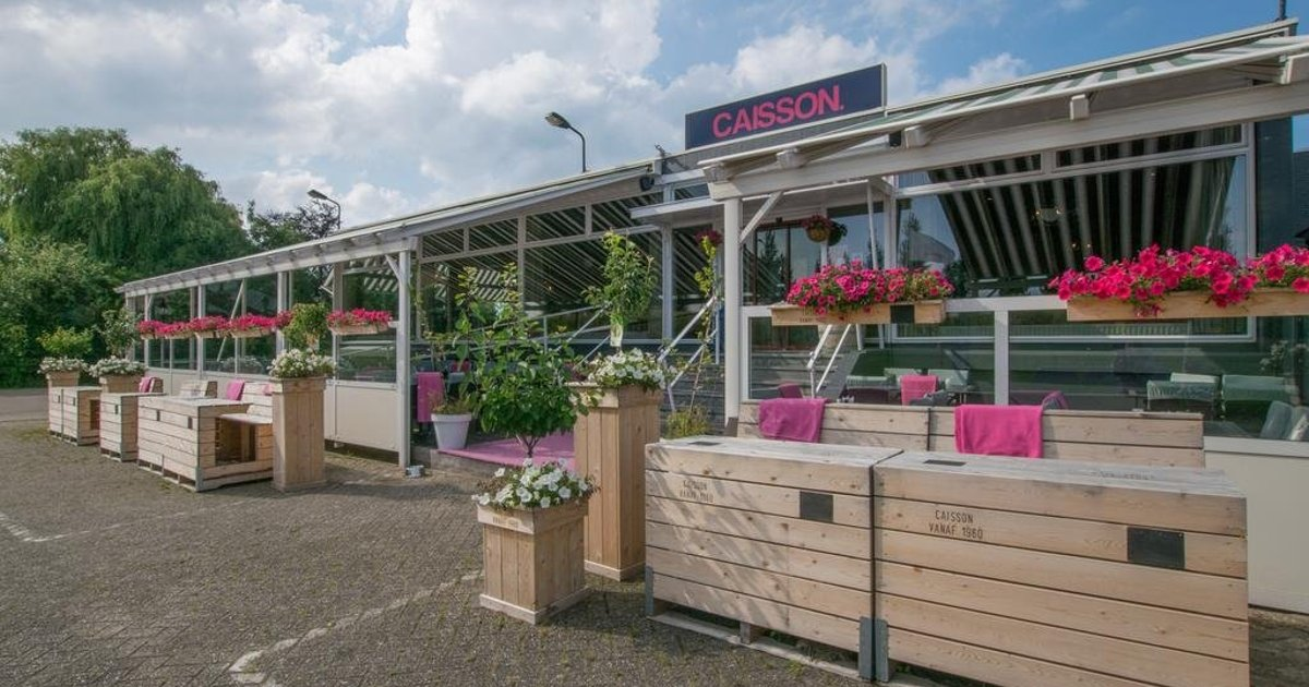 Motel-Restaurant-Grand Cafe de Caisson