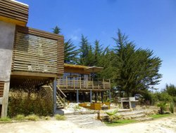 Chile hotels with sea view