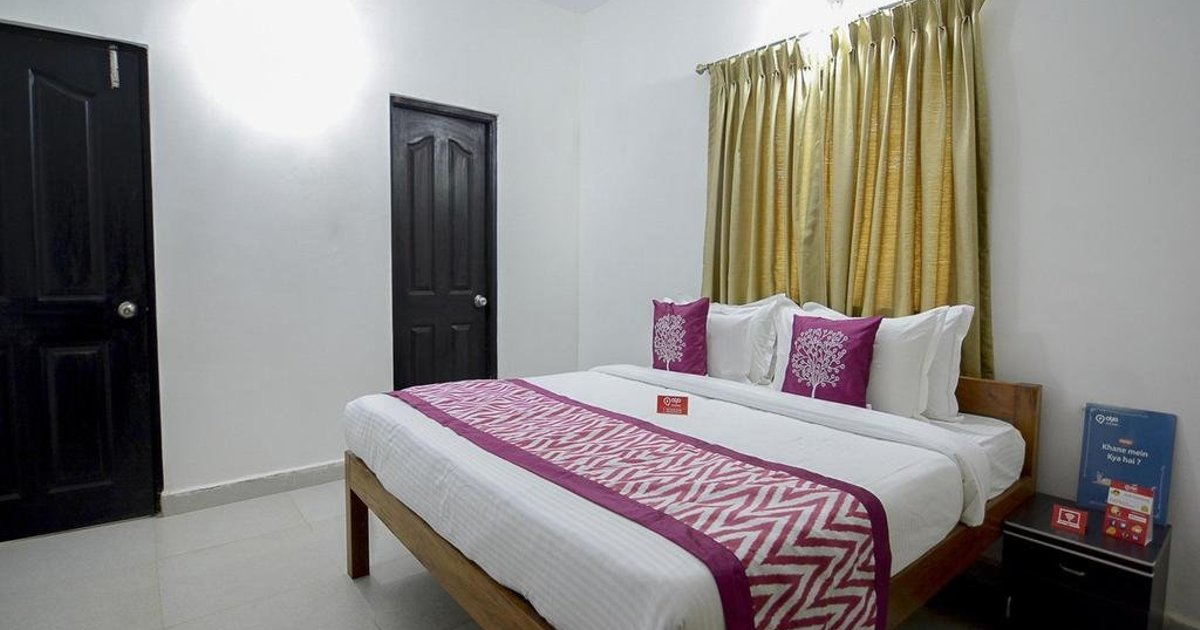 OYO Rooms Behind Taste of India Calangute