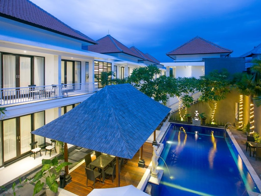 Hotel di Tuban Kuta Bali