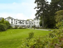 Keswick hotels with lake view