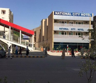 National City Hotel