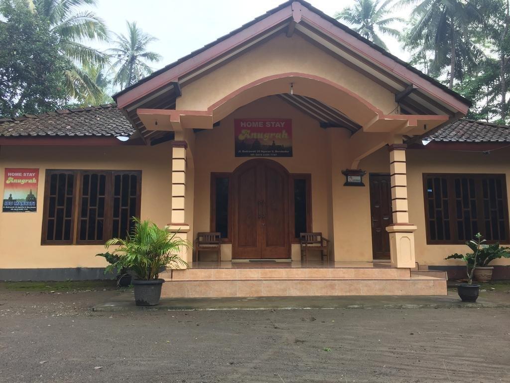 Homestay di Candi Borobudur