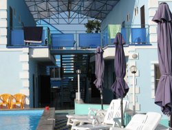 Yeysk hotels with swimming pool