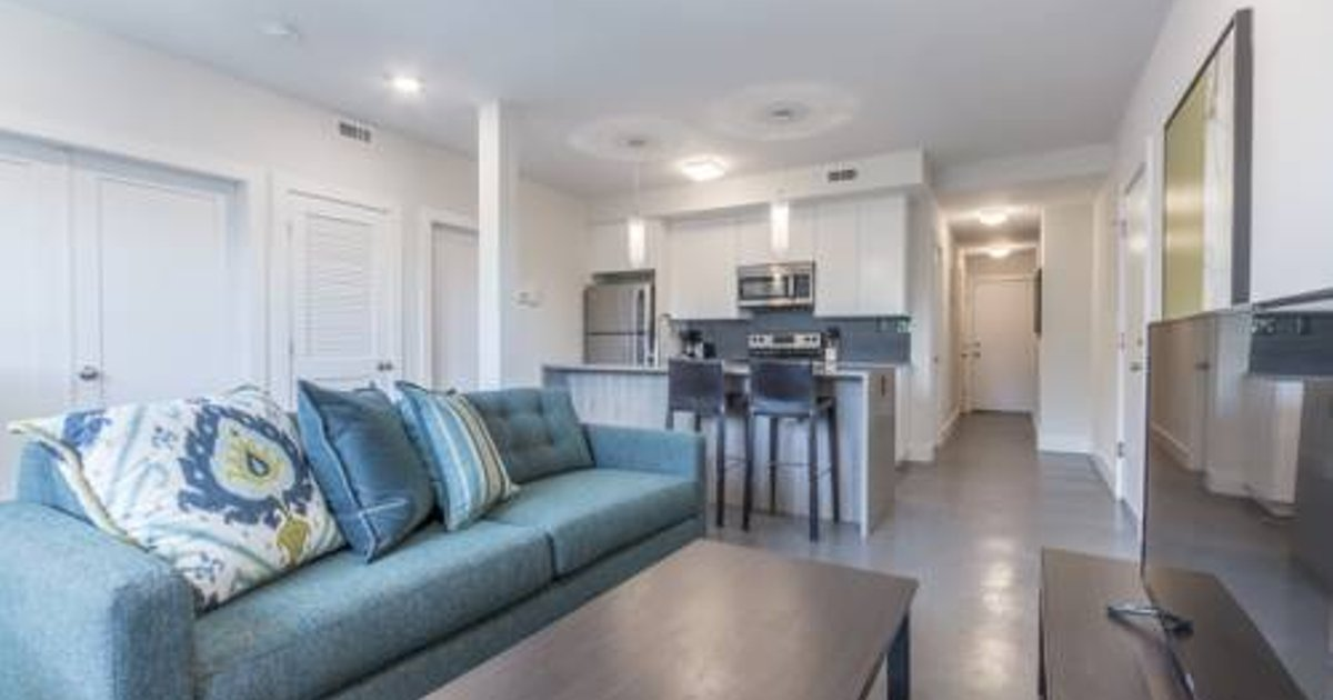 Two-Bedroom on Massachusetts Avenue Apt 5