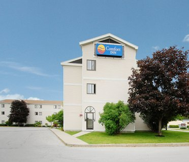 Comfort Inn @Trolley Square
