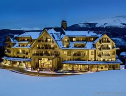 Breckenridge hotels with restaurants