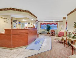 Burlington hotels with swimming pool