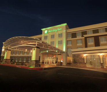 The Holiday Inn Amarillo West Medical Center