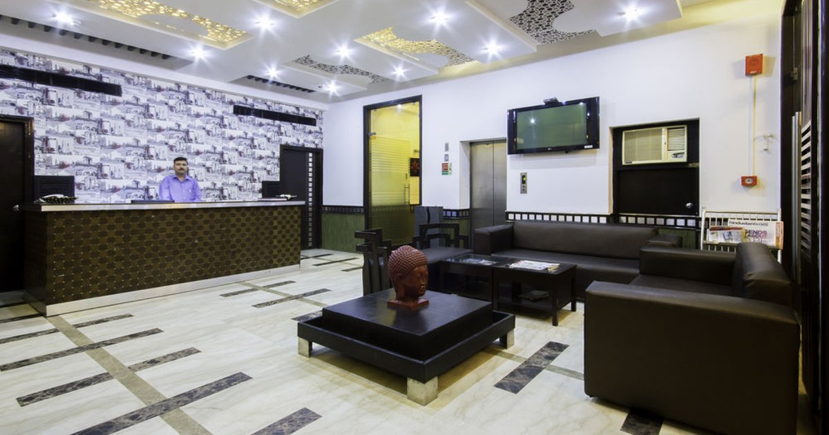 Hotel Bizzotel Gurgaon