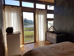 Chile hotels with river view