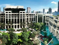 Top-10 of luxury Bangkok hotels