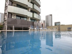 Belo Horizonte hotels with swimming pool
