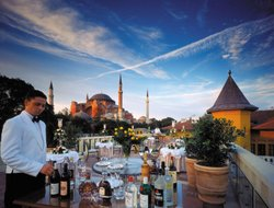 Top-10 of luxury Istanbul hotels