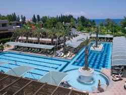 Kemer hotels with sea view