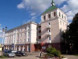 Top-8 hotels in the center of Vladimir