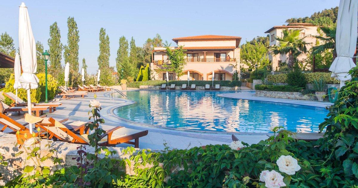 Hotel Aegean Melathron Thalasso Spa Hotel Kassandra Island